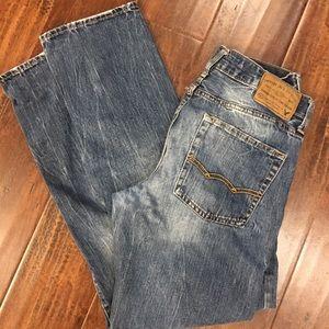 American Eagle slim boot jeans 30 x 32